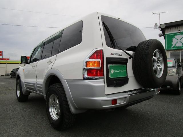 ロング エクシード 3.5L 4WD オートクルーズ バックカメラ リヤヒーター 1ナンバー登録変更可(8枚目)
