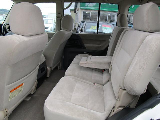 ロング エクシード 3.5L 4WD オートクルーズ バックカメラ リヤヒーター 1ナンバー登録変更可(12枚目)