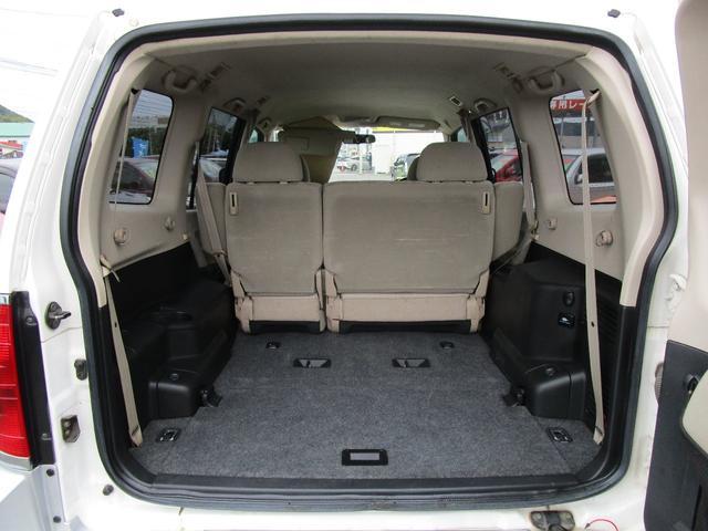 ロング エクシード 3.5L 4WD オートクルーズ バックカメラ リヤヒーター 1ナンバー登録変更可(14枚目)
