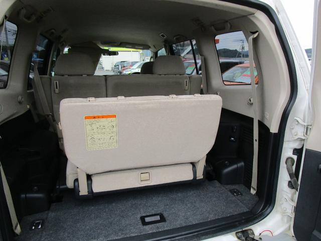 ロング エクシード 3.5L 4WD オートクルーズ バックカメラ リヤヒーター 1ナンバー登録変更可(15枚目)
