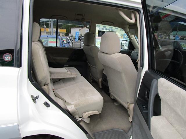 ロング エクシード 3.5L 4WD オートクルーズ バックカメラ リヤヒーター 1ナンバー登録変更可(16枚目)