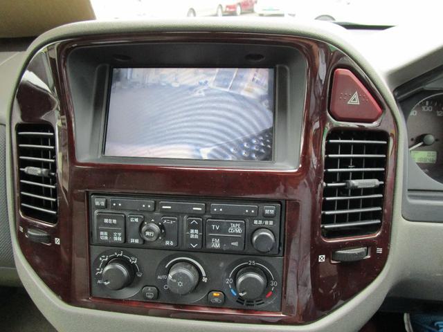 ロング エクシード 3.5L 4WD オートクルーズ バックカメラ リヤヒーター 1ナンバー登録変更可(18枚目)