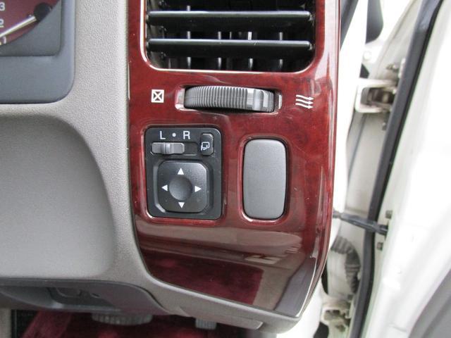 ロング エクシード 3.5L 4WD オートクルーズ バックカメラ リヤヒーター 1ナンバー登録変更可(20枚目)