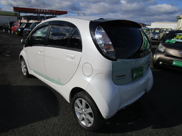 「三菱」「アイミーブ」「コンパクトカー」「北海道」の中古車8
