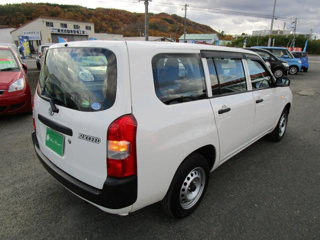 「トヨタ」「サクシード」「ステーションワゴン」「北海道」の中古車6