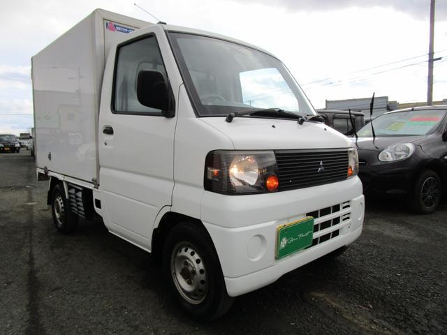 冷蔵冷凍車 エアコン パワステ(3枚目)