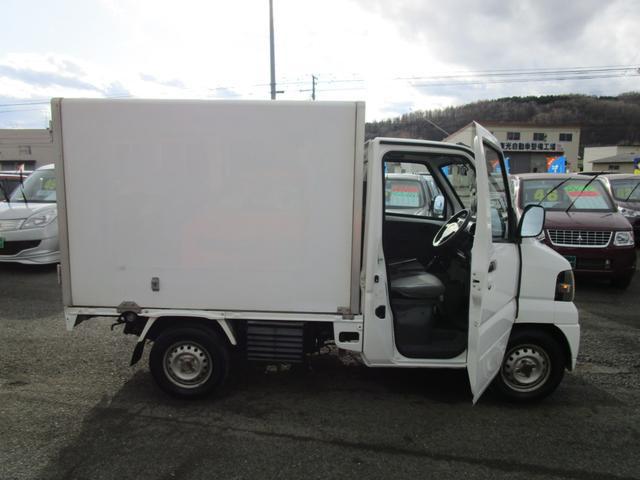 冷蔵冷凍車 エアコン パワステ(4枚目)