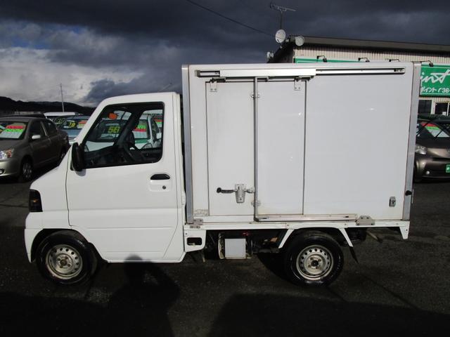 冷蔵冷凍車 エアコン パワステ(5枚目)
