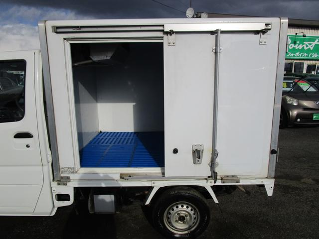 冷蔵冷凍車 エアコン パワステ(6枚目)