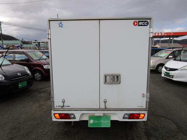 冷蔵冷凍車 エアコン パワステ(8枚目)