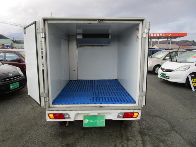 冷蔵冷凍車 エアコン パワステ(9枚目)