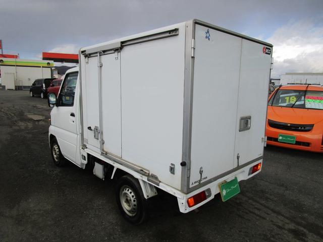 冷蔵冷凍車 エアコン パワステ(10枚目)