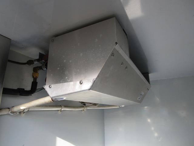 冷蔵冷凍車 エアコン パワステ(21枚目)