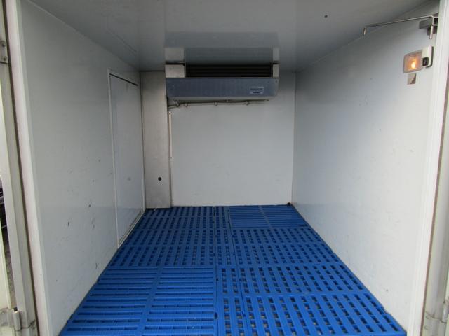 冷蔵冷凍車 エアコン パワステ(23枚目)