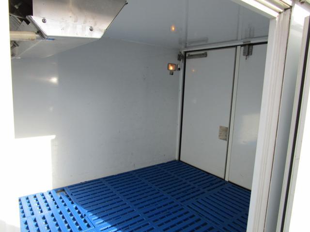 冷蔵冷凍車 エアコン パワステ(24枚目)