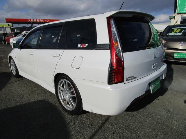 エボリューションGT-A HKS車高調 ブレンボキャリパー レカロシート SDナビ 社外マフラー(8枚目)