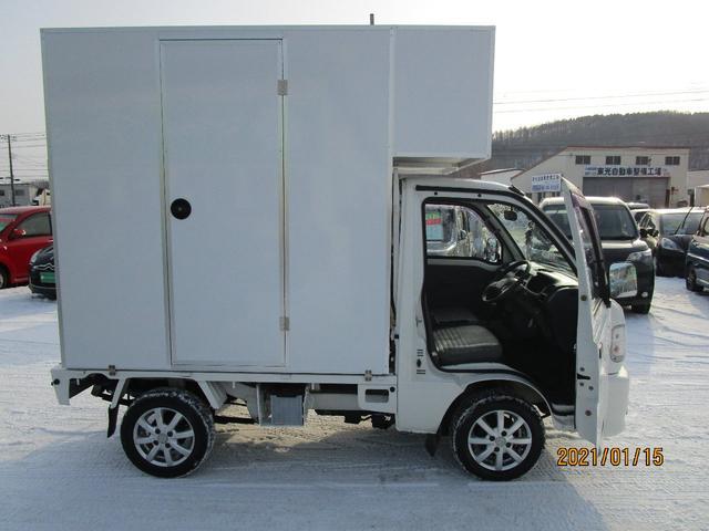 パネルバン 4WD キッチンカー仕様 換気扇 外部コンセント(5枚目)