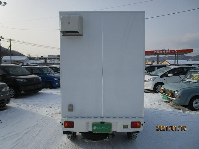 パネルバン 4WD キッチンカー仕様 換気扇 外部コンセント(10枚目)