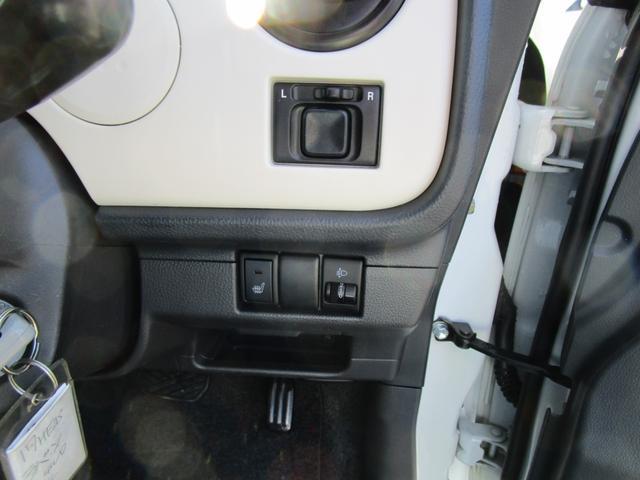 G 4WD シートヒーター シートヒーター CDチューナー キーレス(19枚目)