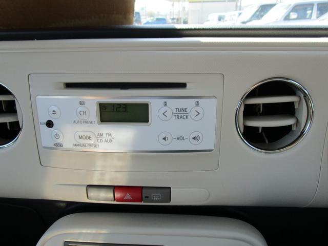 ココアXスペシャルコーデ 4WD エコアイドル スマートキー CDチューナー(17枚目)
