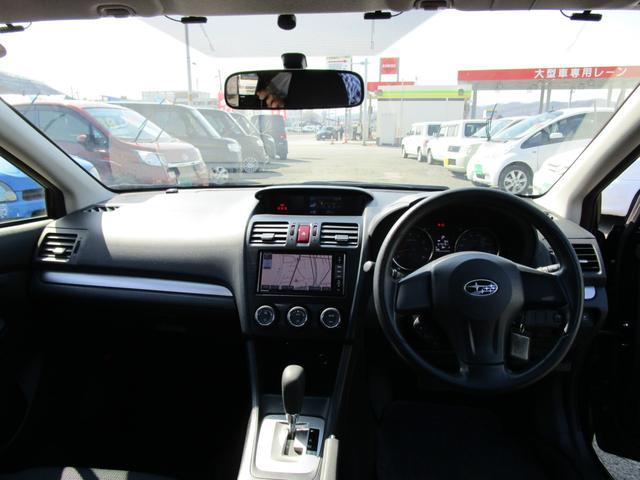 1.6i-L 4WD SDナビ フルセグTV HIDライト アイドリングストップ トラクションコントロール(10枚目)