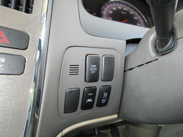 Gエディション 4WD HDDナビ バックカメラ F左サイドカメラ クルーズコントロール(22枚目)