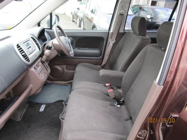 ウィット GS 4WD スマートキー キーレススタート Eスターター ドライブレコーダー シートヒーター CD&MD(11枚目)