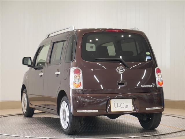 ココアプラスX エコアイドル ベンチシート LEDヘッドライト ABS 4WD スマートキー キーフリー CD オートエアコン パワステ(3枚目)