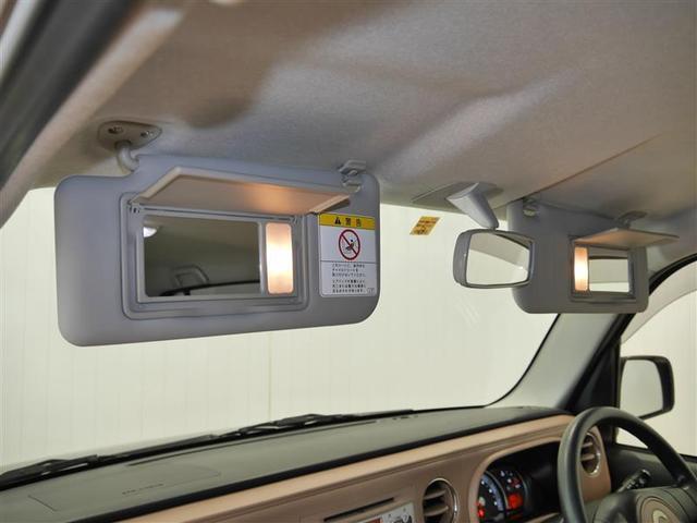 ココアプラスX エコアイドル ベンチシート LEDヘッドライト ABS 4WD スマートキー キーフリー CD オートエアコン パワステ(16枚目)