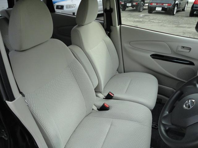 S 4WD i-CVT ETC シートヒーター 純正Eスターター SW付冬タイヤ 左Rドア下サイドシル一部交換跡有(13枚目)