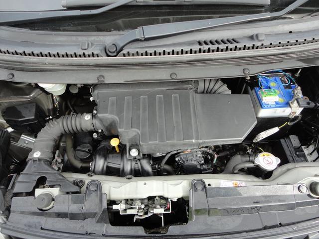 S 4WD i-CVT ETC シートヒーター 純正Eスターター SW付冬タイヤ 左Rドア下サイドシル一部交換跡有(17枚目)