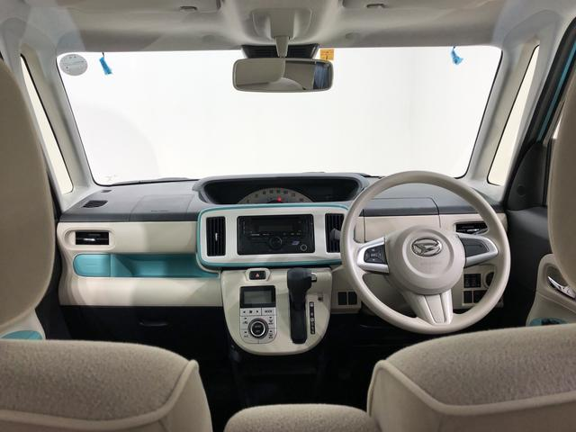 Xホワイトアクセントリミテッド SAIII 4WD CDチューナー キーフリー 両側電動スライドドア 衝突被害軽減システム(5枚目)