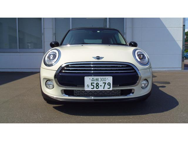 「MINI」「MINI」「コンパクトカー」「北海道」の中古車2