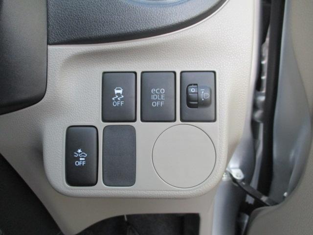 ダイハツ ミライース Xf スマートセレクションSA 4WD エコアイドル VSC
