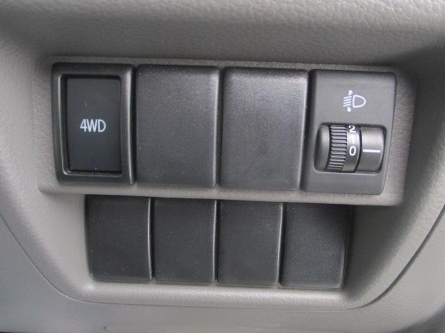 スズキ エブリイ PA 4WD 5速マニュアル Wエアバック