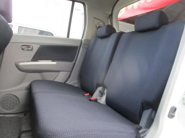 スズキ ワゴンR FXリミテッドII 4WD プッシュスタート シートヒーター