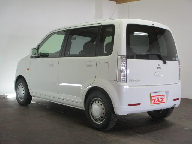 三菱 eKワゴン M 4WD 5速マニュアル キーレス 電動格納ミラー