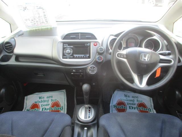 ホンダ フィット G 4WD キーレス リアカメラ CDデッキ