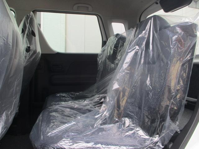 スズキ ワゴンR ハイブリッドFX 4WD 届出済未使用車 キーレス