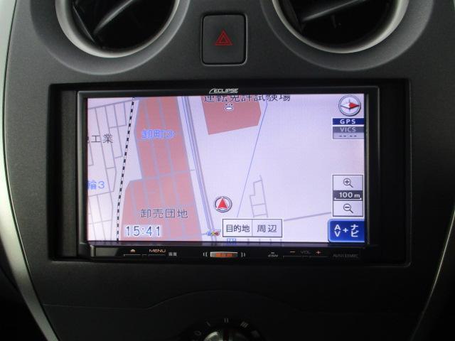 日産 ノート X FOUR Vセレクション+セーフティ 4WD