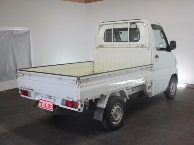 日産 NT100クリッパートラック DX 4WD 5速マニュアル エアコン パワステ