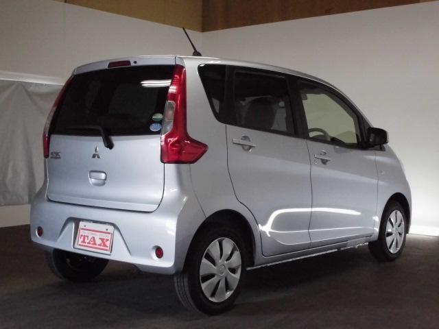 三菱 eKワゴン M e-アシスト 4WD 届出済未使用車 キーレス