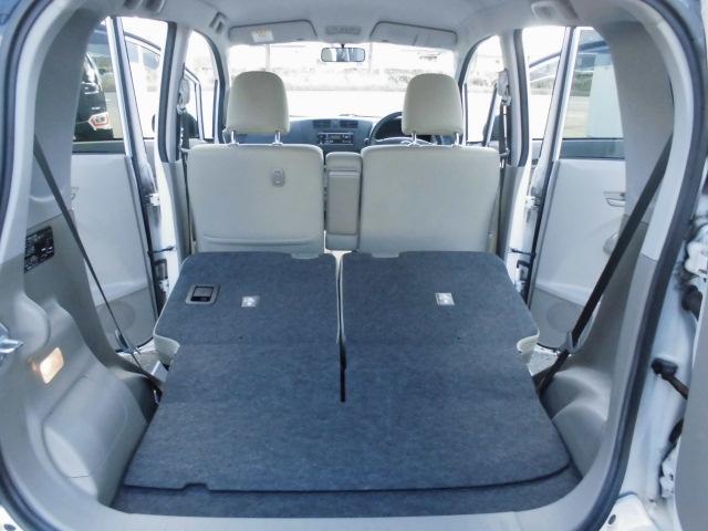 ダイハツ ムーヴ L 4WD キーレス エコアイドル CDデッキ
