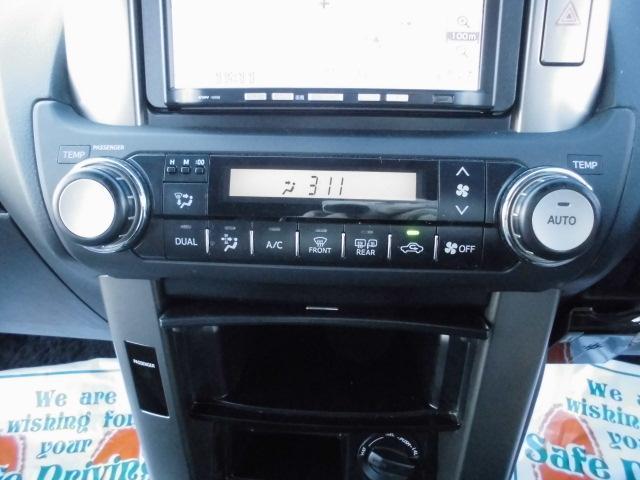 トヨタ ランドクルーザープラド TX 5人乗り 4WD SDナビ ヒッチメンバ