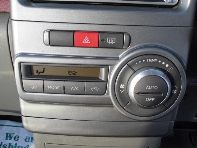 ダイハツ ムーヴコンテ X 4WD 純正メモリーナビ ワンセグTV スマートキー