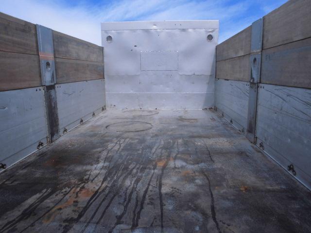 いすゞ フォワード 4トンベース ダンプ アルミ枠