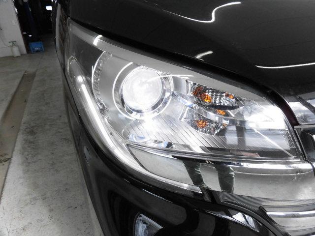 日産 デイズルークス ハイウェイスター X 4WD 左パワスラ SDナビ HID
