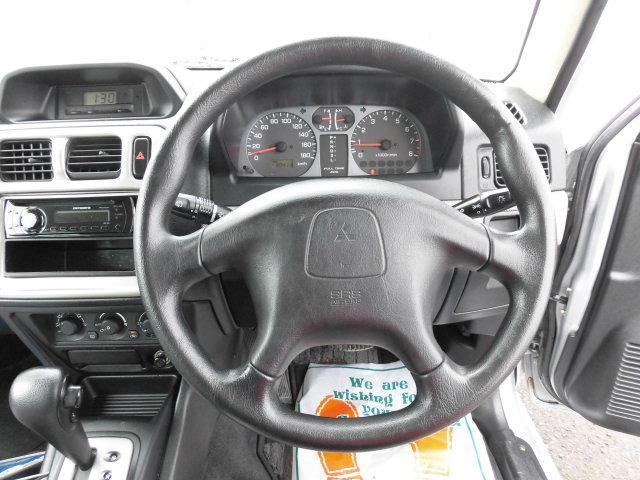 パールパッケージ 4WD オートエアコン ABS(8枚目)