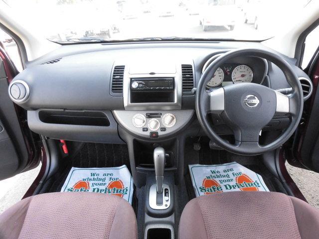日産 ノート 15 ブラウニーインテリア 4WD インテリキー