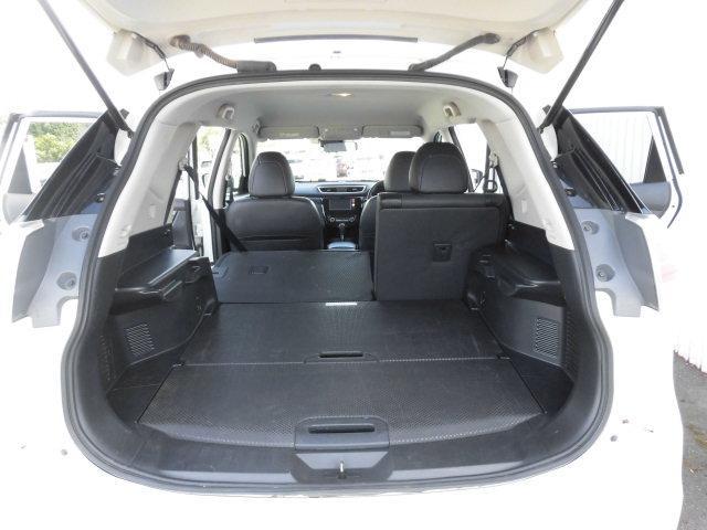 日産 エクストレイル 20X エマージェンシーブレーキパッケージ 4WD